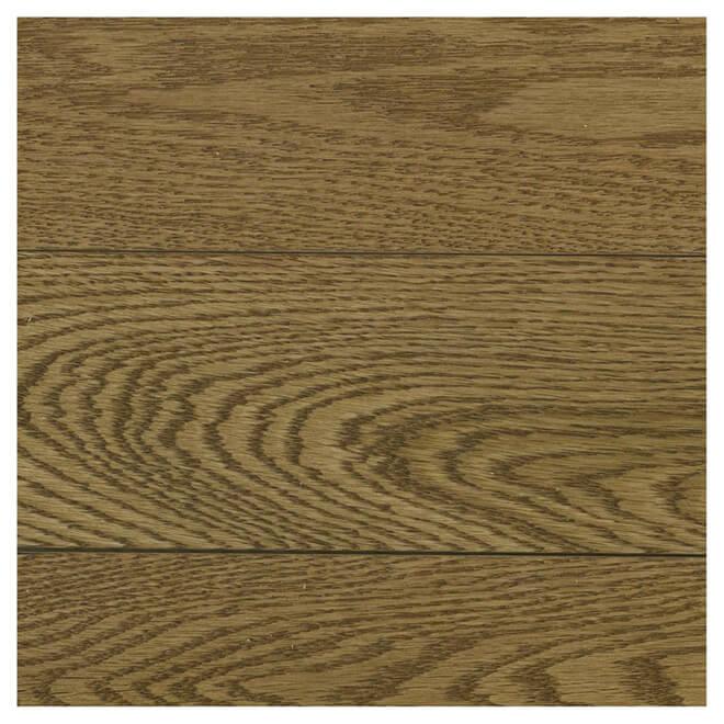 """Bistro Oak"" Prefinished Hardwood Oak Flooring - Latte"
