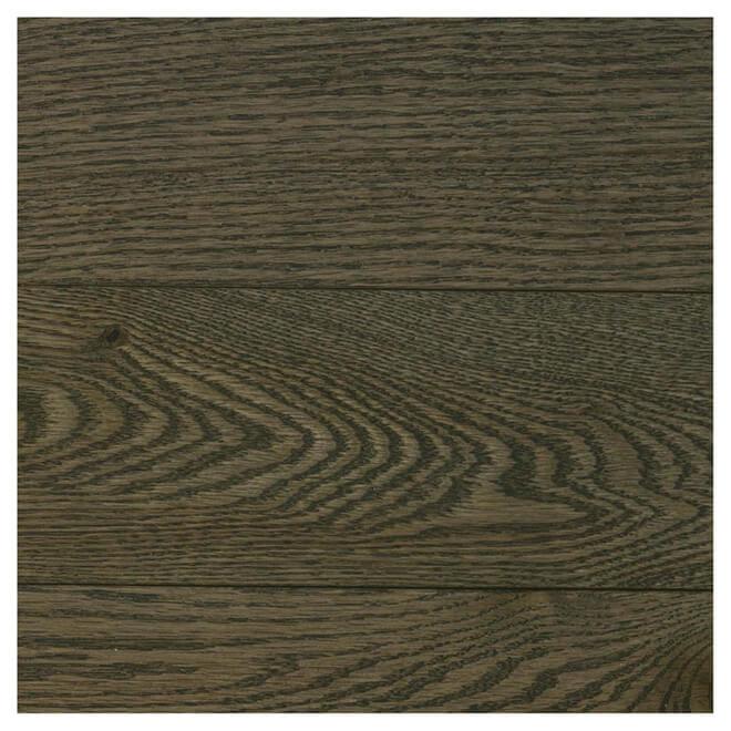 """Bistro Oak"" Prefinished Hardwood Oak Flooring - Kona"