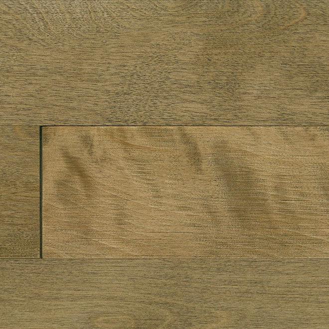 Birch Hardwood Flooring - Champagne