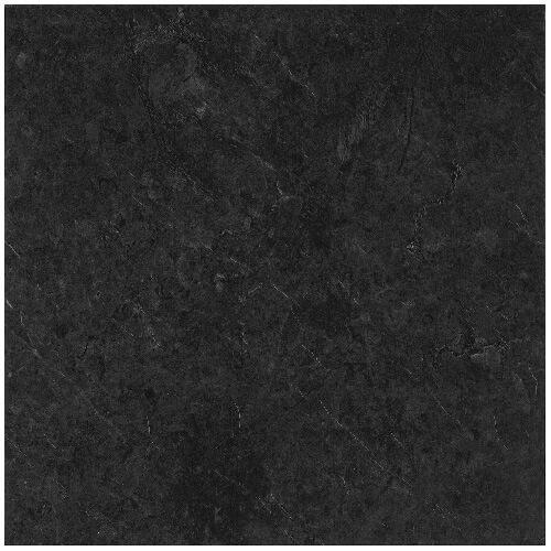 Vinyl Floor Tiles- Black Gloss